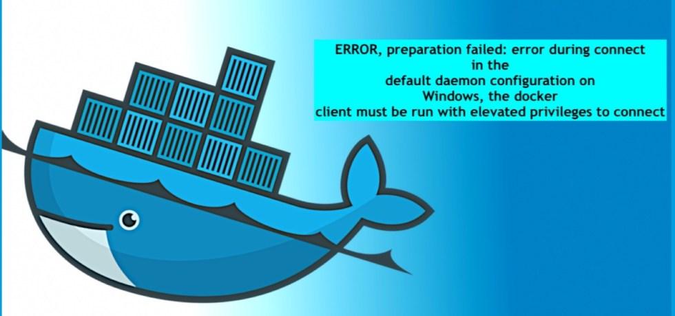 Docker-clientrestart