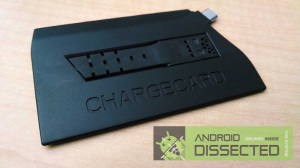 Chargecard BACK