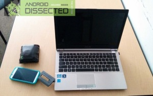 ChargeCard And Computer