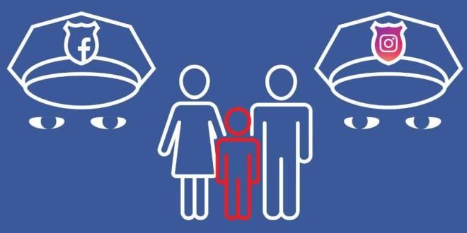 تطبيق Facebook و Instagram يطبق سياسة المستخدمين تحت سن 13