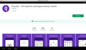 PhonePe download for PC