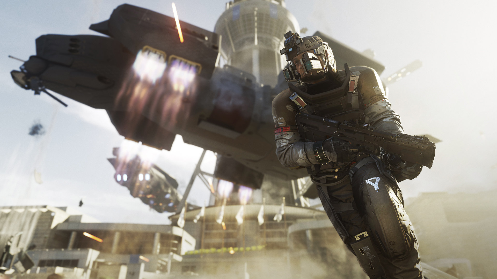 Activision Are Planning A Call Of Duty Movieverse