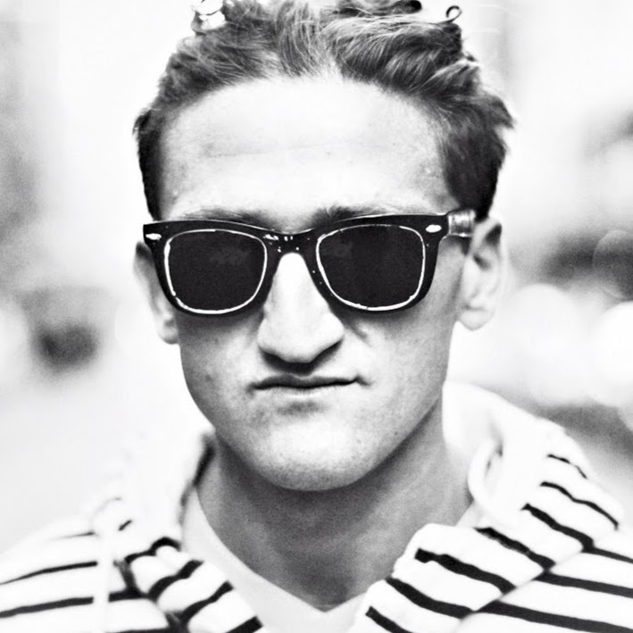 Casey Neistat is a professional vlogger