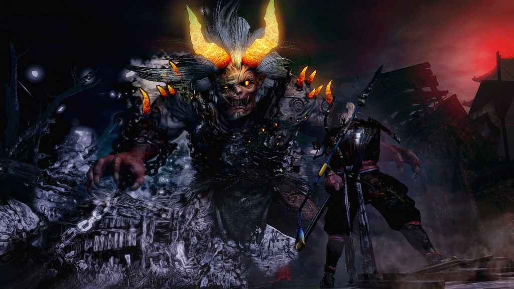 Nioh confirmed for PC, out November via Steam