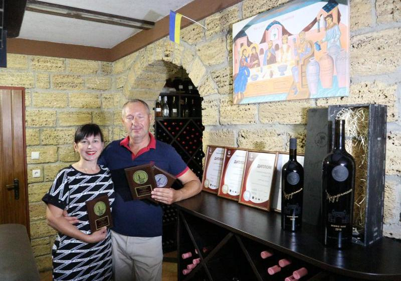 Біляївка, виноробня Шевченків: тут почалася нова ера малого виноробства України