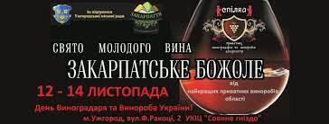 В Ужгороді відбудеться фестиваль вина Закарпатське божоле 2021