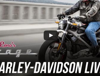 Harley-Davidson Project LiveWire – Jay Leno's Garage