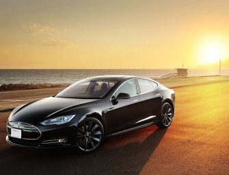 OWN A TESLA? YOU CAN NOW NAME YOUR CAR