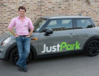 JUSTPARK FINDS A NEW SPACE