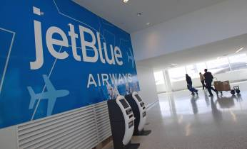 JetBlue Opens Its New Terminal 5 at JFK Airport