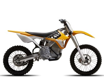 BATTERY POWERED DIRT BIKE ANYONE?