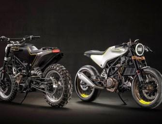 Husqvarna, The Futuristic Motorcycle Concepts