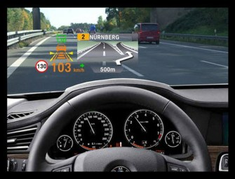 Is It Finally Time For Head-Up Displays In Cars?