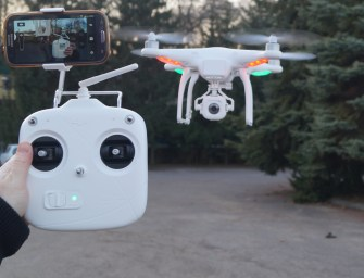 Flying With The World's #1 Rated Drone With WiFi HD Camera