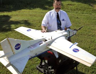 NASA Drone To Spot Wildfires In Wildlife Refuge