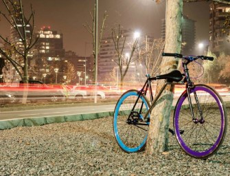 "Meet ""Yerka"", The Bike That Can't Be Stolen"
