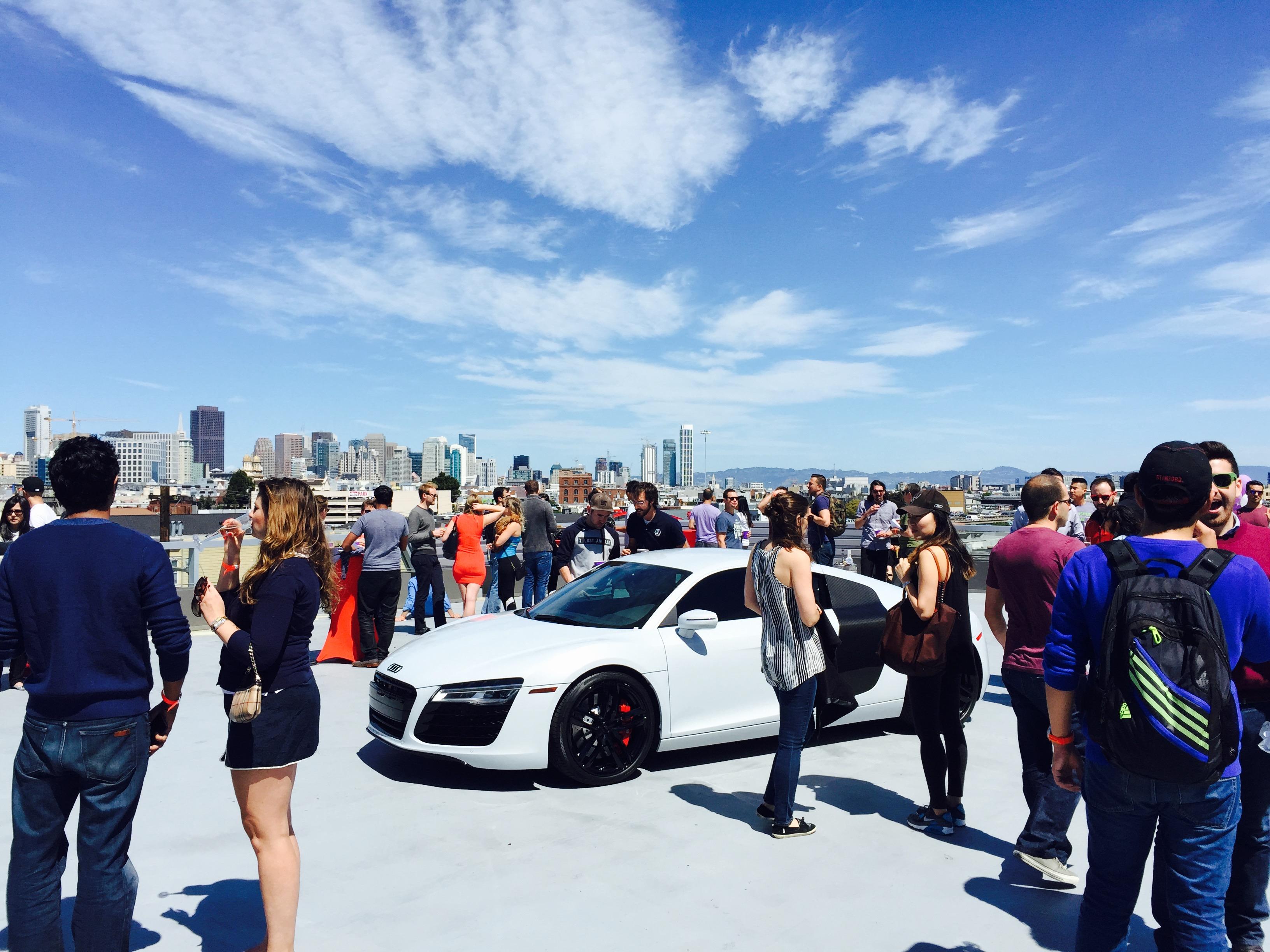 Getaround Announces New Partnership With Audi San Francisco TechDrive - Audi san francisco