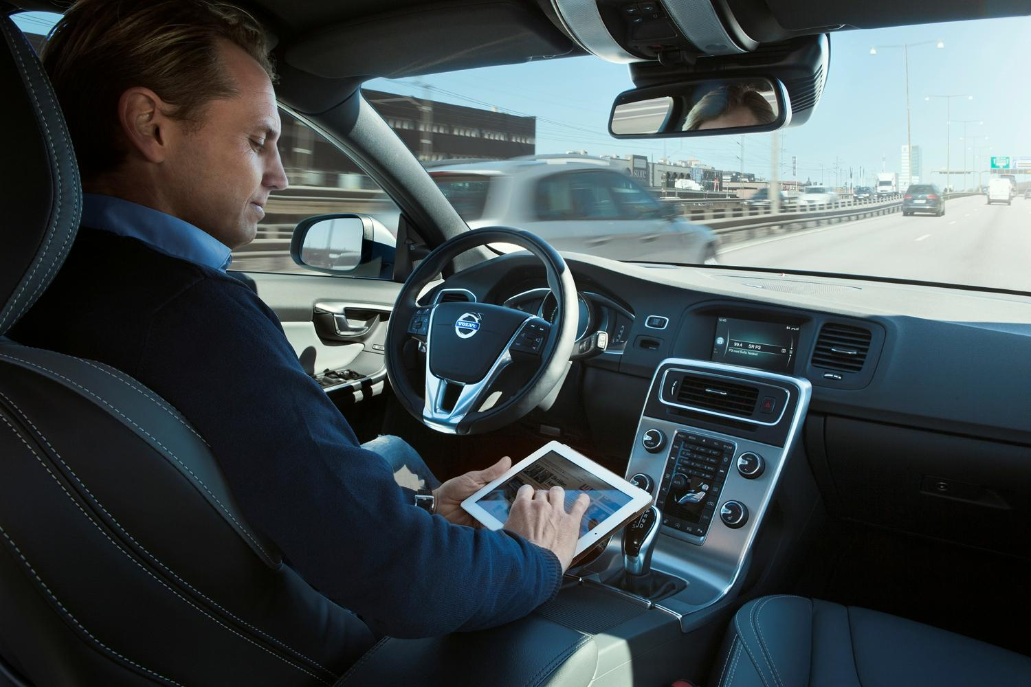 Image result for images of self driving tesla