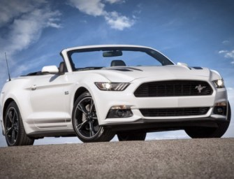 2016 Ford Mustang California Special