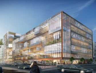 This Is What Uber's New Headquarters Will Look Like