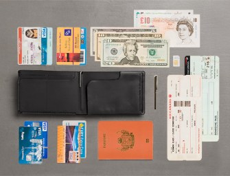 Slim your Wallet with Bellroy