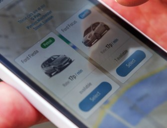 Ford Launches Car Sharing Service