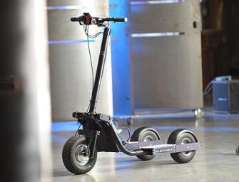 The Electrike is Perhaps the More Useful Segway Replacement