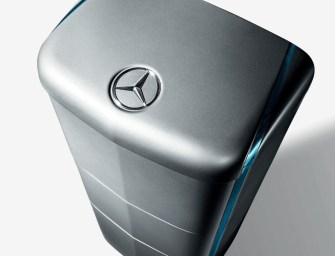 Mercedes-Benz Takes On Tesla With Home Battery