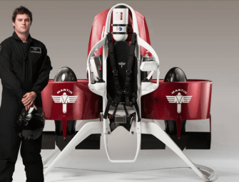 This Jetpack Is Yours… For $150K