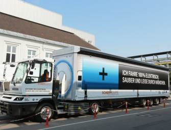 BMW And SCHERM Group Just Put E-Trucks Into Service