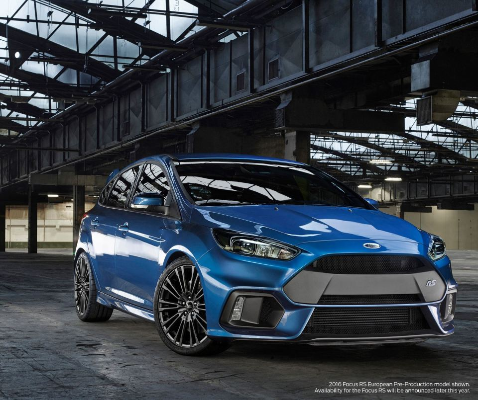 Focus RS Warehouse