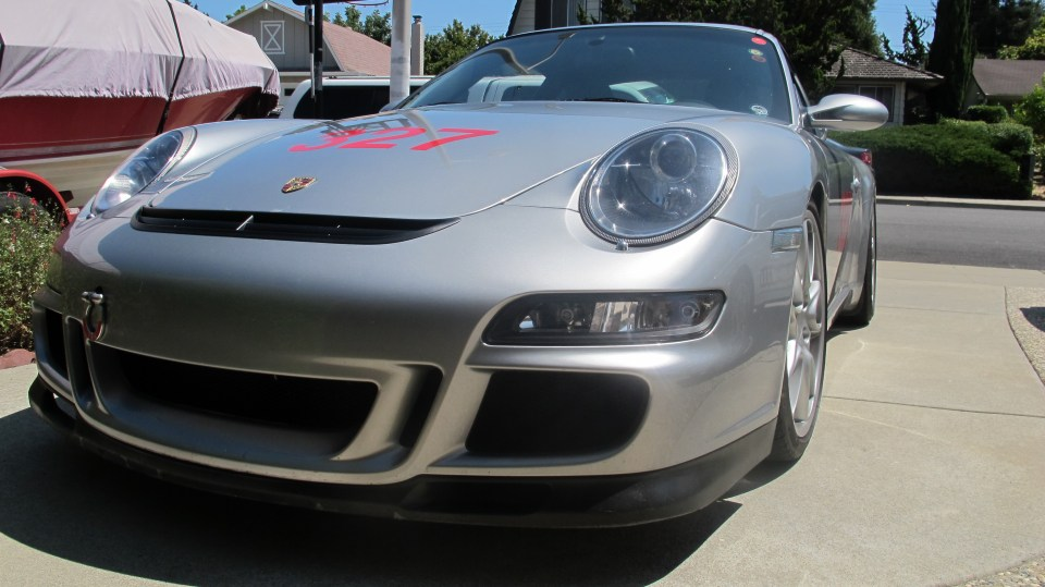 GT3 Front