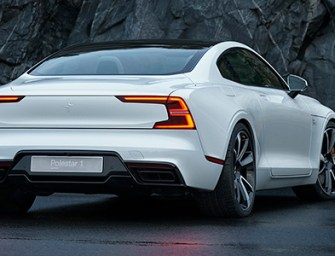 Volvo's Hybrid Polestar 1 Available For Pre-Order