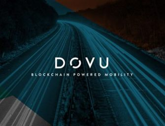 Blockchain Mobility Token DOVU Partners With Future Of Travel Publication TechDrive