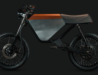 ONYX Motorbikes: Bringing Mopeds Back In Style