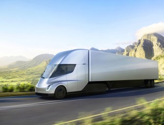 FedEx Orders 20 Tesla Semi Electric Trucks