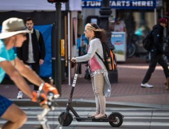 Lyft May Be Launching Its Own Fleet of E-Scooters in SF Soon