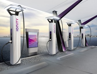 BMW Designworks to Develop Futuristic EV Chargers For Ionity