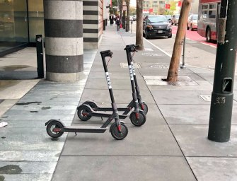San Francisco to Temporarily Remove e-Scooters Until Permit Granted