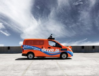 Drive.ai To Launch Self-Driving Car Service In Texas