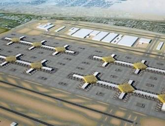 Dubai Unveils Plans For a 'Super-Airport'