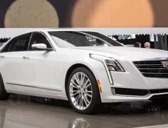 Cadillac 2020 – Hands-Free Cruising As Standard
