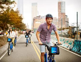 Lyft Has Agreed to Buy Motivate, a Bike Sharing Company