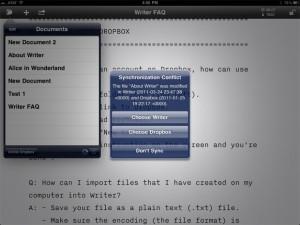 iAWriter for mac