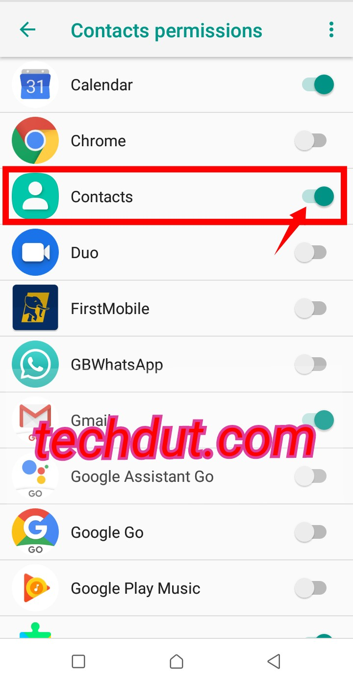 [ Fixed ] Phone Not Showing Contact Name On Incoming Calls