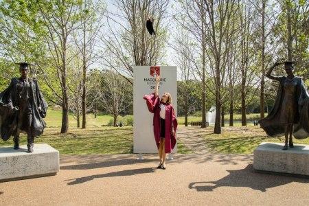 Lilia Mantai graduation - Photo by Michael Garganera