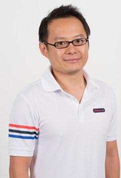Staff image of Ben Heng