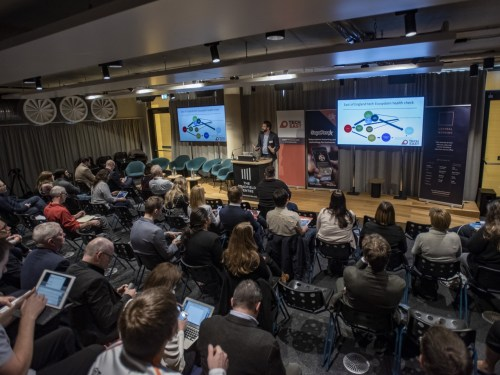 Tech East Eastern Launchpad event: connecting startups and investors at The Bradfield Centre