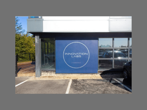 Innovation Labs coworking space in Stowmarket.