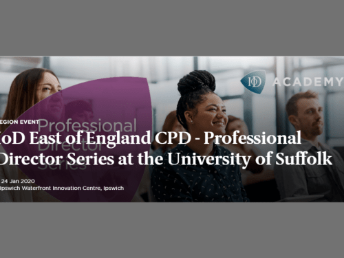 IoD East of England CPD